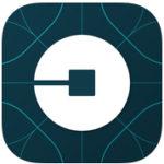 логотип Uber (Убер) такси