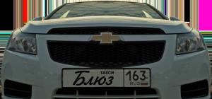 логотип Такси Блюз (Самара)