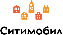логотип Такси Ситимобил (Москва)