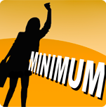 логотип такси Минимум (Уфа)
