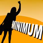 логотип такси Минимум (Новосибирск)