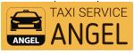 логотип Такси Ангел (Москва)