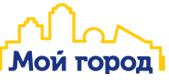 логотип Такси Мой город (Новосибирск)