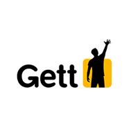 логотип Gett такси