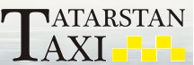 логотип Такси Татарстан (Казань)