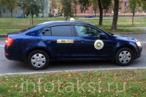 Автомобиль Алло такси (Колпино, Санкт-Петербург)