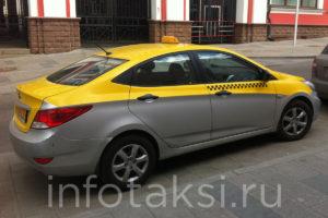 автомобиль социального такси (Москва)
