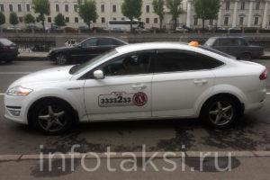 автомобиль такси Lux (Санкт-Петербург)