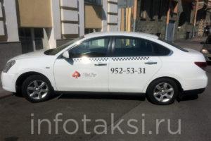 автомобиль такси Туз (Tuz taxi) (Санкт-Петербург)