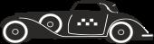 Логотип такси Миледи (Москва)
