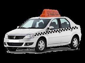 логотип такси Сочи (Ника)