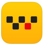 логотип программы приложения такси Максим (Maxim)
