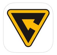 логотип программы приложения такси Сатурн