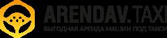 логотип Arendav.taxi
