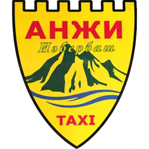 логотип такси Анжи (Избербаш)
