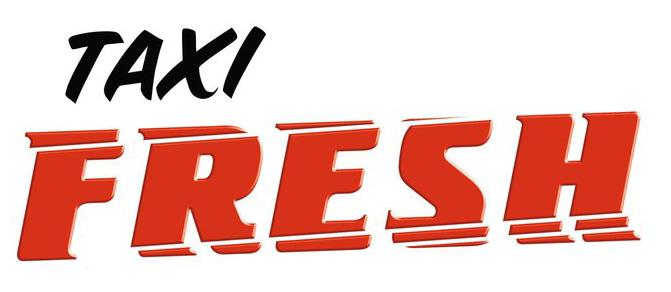 логотип такси Фреш (Fresh) (Мценск)