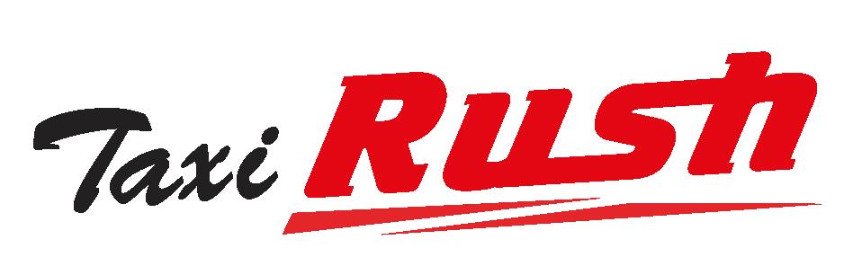 логотип такси Раш (Rush) (Людиново)