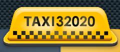 логотип такси Для Вас (Шуя)