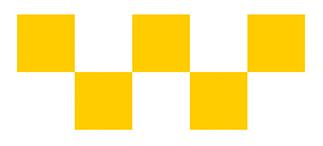 логотип такси Везет (Краснокамск)